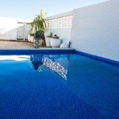Отель Dar El Kebira Salam Марокко, Рабат - отзывы, цены и фото номеров - забронировать отель Dar El Kebira Salam онлайн бассейн фото 2