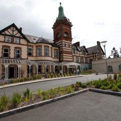 The Lucan Spa Hotel парковка