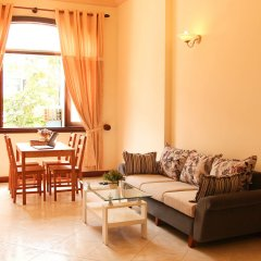 Апартаменты Giang Thanh Room Apartment Хошимин комната для гостей фото 5