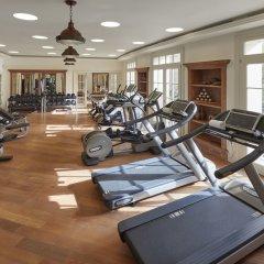Отель Mandarin Oriental, Canouan фитнесс-зал