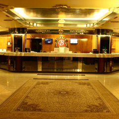 Buyuk Berk Hotel Турция, Айвалык - отзывы, цены и фото номеров - забронировать отель Buyuk Berk Hotel онлайн интерьер отеля фото 2