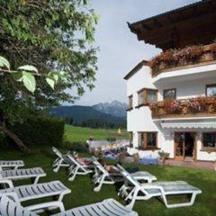 Отель Ferienhotel Fuchs с домашними животными