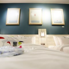 Отель KOTEL YAJA sadang art gallery