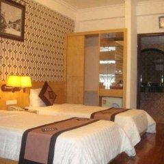 New Hanoi Hotel комната для гостей