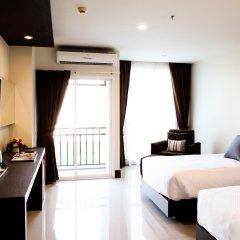 Отель Crystal Suites Suvarnabhumi Airport Бангкок комната для гостей фото 5