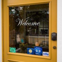 Отель Hawthorne Park Bed and Breakfast США, Колумбус - отзывы, цены и фото номеров - забронировать отель Hawthorne Park Bed and Breakfast онлайн банкомат