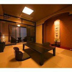 Отель Motoyu-no-yado Kurodaya Беппу комната для гостей