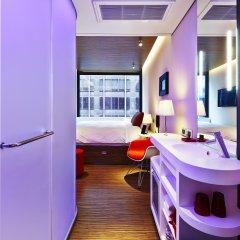 Отель citizenM New York Times Square ванная фото 2