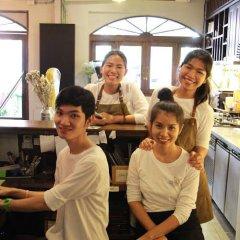 Niras Bankoc Cultural Hostel Бангкок питание фото 2