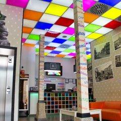 Отель JC Rooms Santo Domingo Испания, Мадрид - 3 отзыва об отеле, цены и фото номеров - забронировать отель JC Rooms Santo Domingo онлайн интерьер отеля