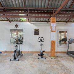 Отель Patong Rai Rum Yen Resort фитнесс-зал фото 3