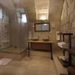 Anatolian Houses Турция, Гёреме - 1 отзыв об отеле, цены и фото номеров - забронировать отель Anatolian Houses онлайн ванная