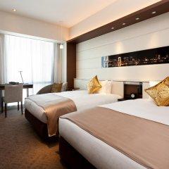 Отель Solaria Nishitetsu Hotel Ginza Япония, Токио - отзывы, цены и фото номеров - забронировать отель Solaria Nishitetsu Hotel Ginza онлайн комната для гостей фото 5