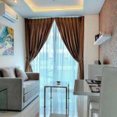 Отель Amazon Residence Pattaya Jomtien Паттайя комната для гостей фото 2