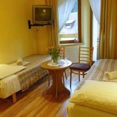 Отель OW Zakopiec Закопане комната для гостей фото 5