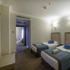 Отель Crystal Kemer Deluxe Resort And Spa Кемер комната для гостей