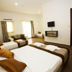 Zehra Hotel Турция, Олюдениз - отзывы, цены и фото номеров - забронировать отель Zehra Hotel онлайн комната для гостей фото 2