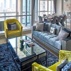 Апартаменты Dream Inn Dubai Apartments - Burj Residences Дубай интерьер отеля фото 3