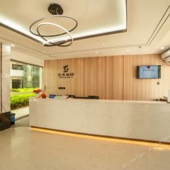 Отель Easy Inn - Xiamen Yangtaishanzhuang интерьер отеля фото 3