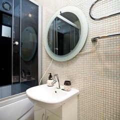 Апартаменты Кварт Апартаменты на Тверской Москва ванная фото 2
