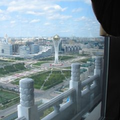 Гостиница Пекин Палас Soluxe Astana Казахстан, Нур-Султан - 4 отзыва об отеле, цены и фото номеров - забронировать гостиницу Пекин Палас Soluxe Astana онлайн балкон