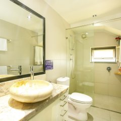 Отель Huyen Tra Que Homestay ванная
