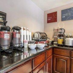 Отель Comfort Inn Monterey Park Монтерей-Парк питание фото 3
