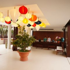 Отель Vinh Hung Emerald Resort Хойан интерьер отеля фото 2