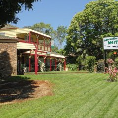 Отель Alstonville Settlers Motel фото 11