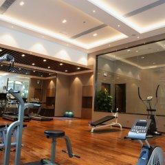 Отель Best Western Premier Shenzhen Felicity Hotel Китай, Шэньчжэнь - отзывы, цены и фото номеров - забронировать отель Best Western Premier Shenzhen Felicity Hotel онлайн фитнесс-зал фото 3