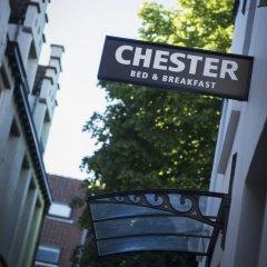 Отель B&B Chester Бельгия, Брюгге - отзывы, цены и фото номеров - забронировать отель B&B Chester онлайн балкон
