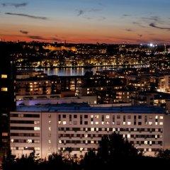 Отель Apartdirect Hammarby Sjostad Стокгольм