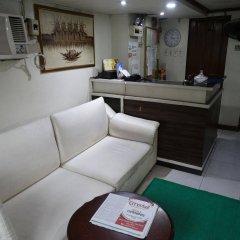 Отель Gaius Pension Inn Филиппины, Манила - отзывы, цены и фото номеров - забронировать отель Gaius Pension Inn онлайн интерьер отеля фото 3