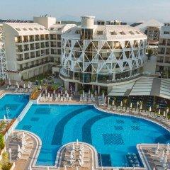 Отель Side Crown Sunshine Сиде бассейн фото 3