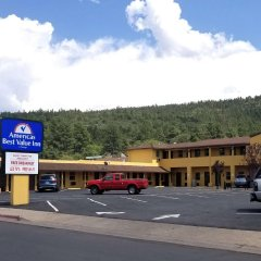 Отель Americas Best Value Inn Williams/Grand Canyon парковка