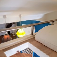 Отель Studio Vieux Nice calme & climatisé Франция, Ницца - отзывы, цены и фото номеров - забронировать отель Studio Vieux Nice calme & climatisé онлайн комната для гостей