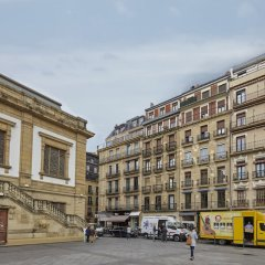 Отель Oteiza Apartment by FeelFree Rentals Испания, Сан-Себастьян - отзывы, цены и фото номеров - забронировать отель Oteiza Apartment by FeelFree Rentals онлайн