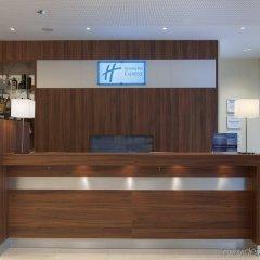 Отель Holiday Inn Express Hamburg St Pauli Messe Германия, Гамбург - 1 отзыв об отеле, цены и фото номеров - забронировать отель Holiday Inn Express Hamburg St Pauli Messe онлайн интерьер отеля фото 2
