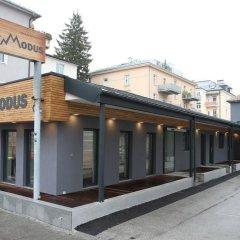 Hotel Modus Зальцбург парковка