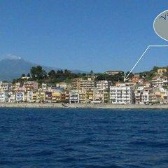 Отель Villa Pamar Джардини Наксос пляж