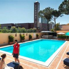 Cristoforo Colombo Hotel бассейн фото 2