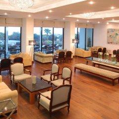 Отель Grecian Bay Айя-Напа интерьер отеля