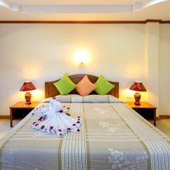 Апартаменты Mala Apartment пляж Ката комната для гостей