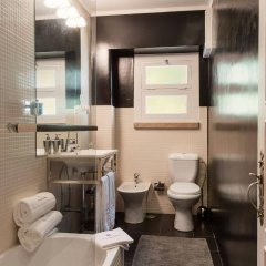 Отель Lisbon City Break Apartments Португалия, Лиссабон - отзывы, цены и фото номеров - забронировать отель Lisbon City Break Apartments онлайн ванная