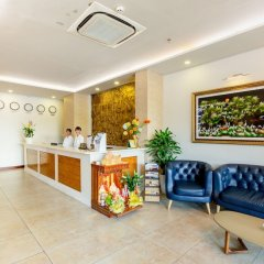 Park View Saigon Hotel интерьер отеля фото 3