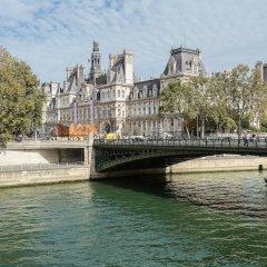 Отель Veeve Beautiful Loft on Rue Quincampoix Париж приотельная территория
