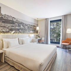 Отель Exe Liberdade Лиссабон комната для гостей