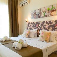Отель Aurora Hotel Греция, Корфу - 1 отзыв об отеле, цены и фото номеров - забронировать отель Aurora Hotel онлайн комната для гостей фото 2