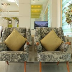 Jasmine Resort Hotel & Serviced Apartment интерьер отеля фото 2
