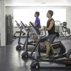 Отель Barcelo Ixtapa Beach - Все включено фитнесс-зал